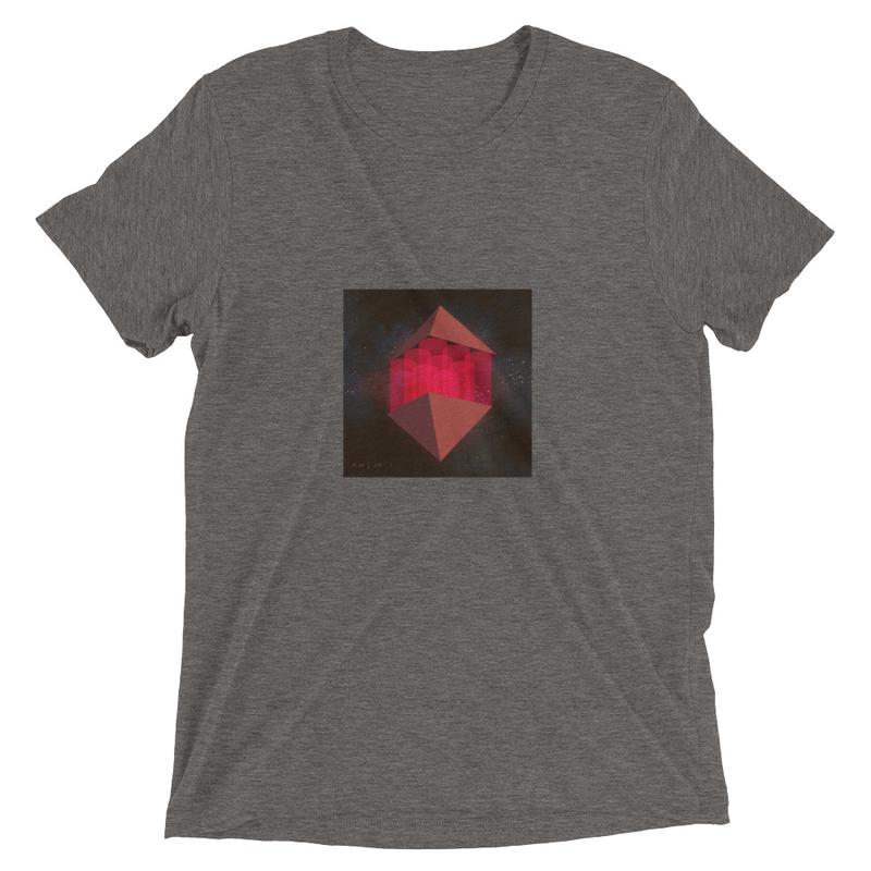 Short sleeve t-shirt (KW | JR - I Red)