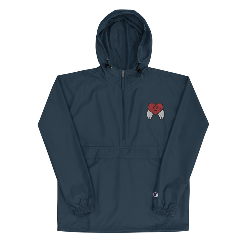 808's Embroidered Champion Packable Jacket