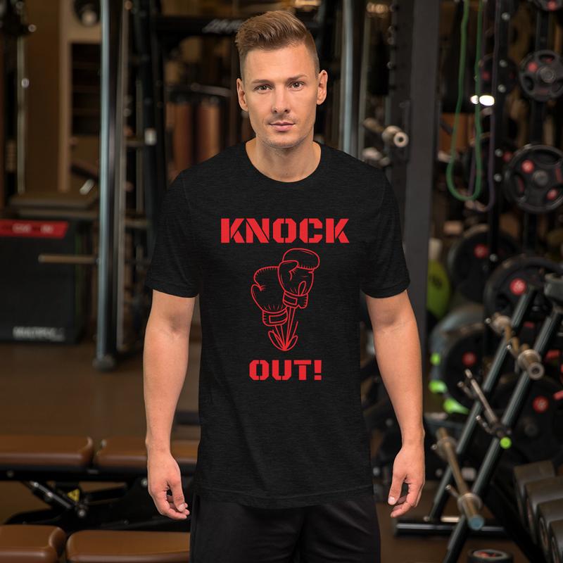 KNOCK OUT! Unisex T-Shirt