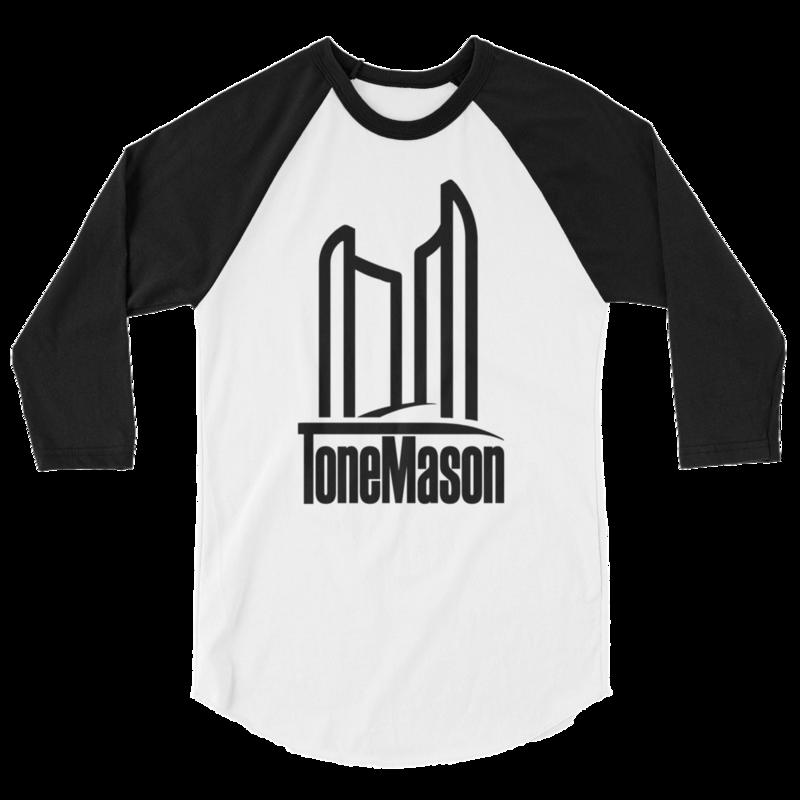 TM 'TM²' Limited Edition 3/4 sleeve raglan shirt