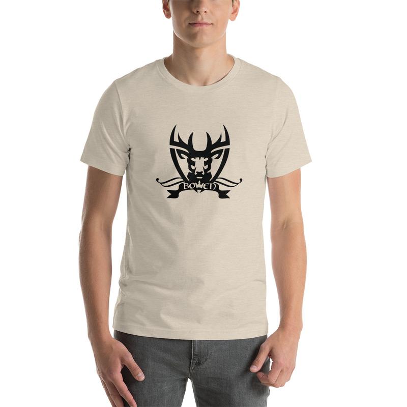 BOWEN Stag Logo T-Shirt