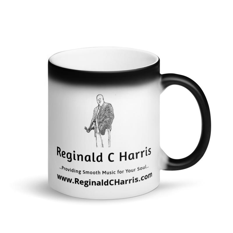 RCH - Matte Black Magic Mug