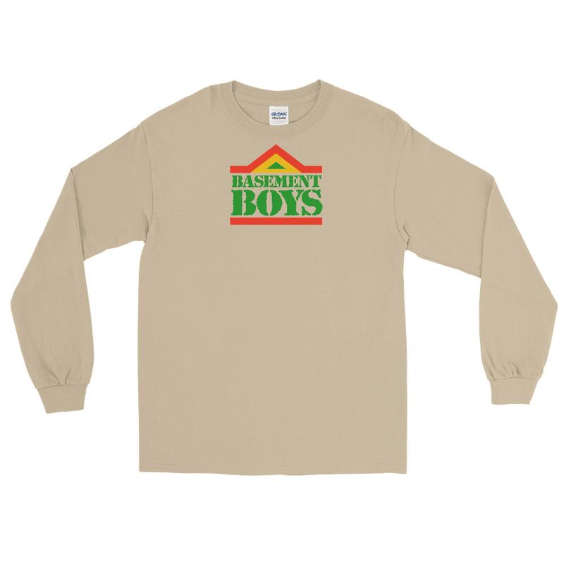 Classic BB Logo (Green Type) Long Sleeve