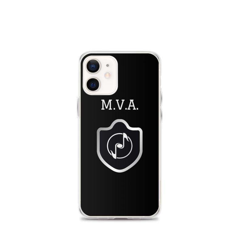 MVA Logo iPhone Case