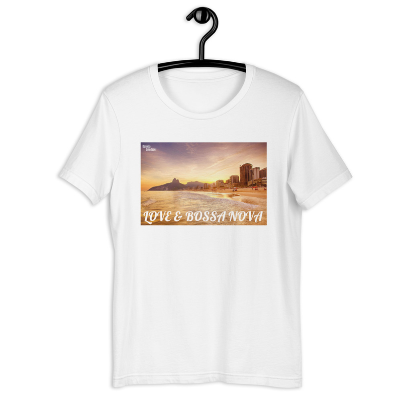 Ipanema Beach - Love & Bossa Nova Shirt
