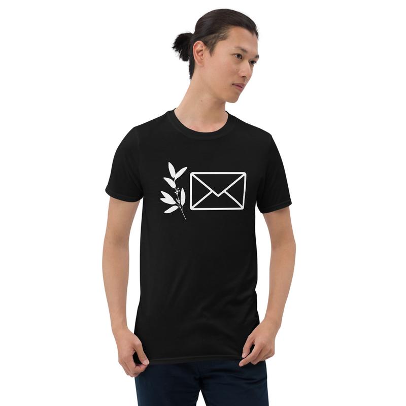 """Men's """"Letters"""" Logo T-Shirt"""