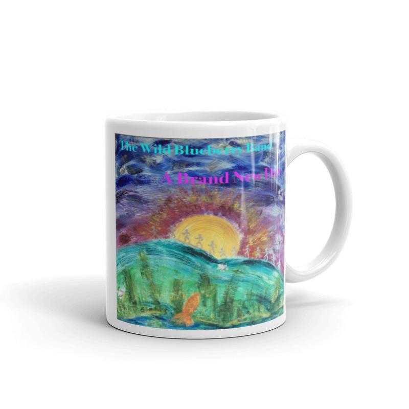 Brand New Day Mug