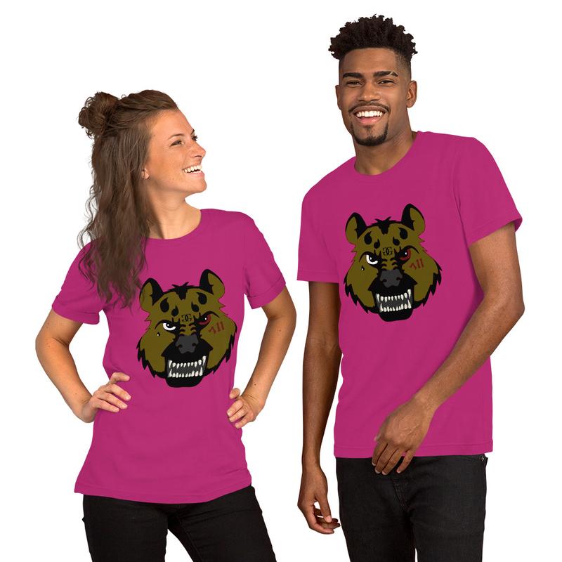 Hyena Gang Short-Sleeve Unisex T-Shirt