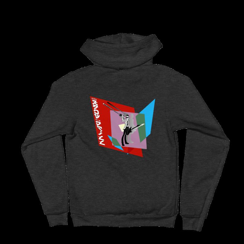 Pop Art Drill Hoodie sweater