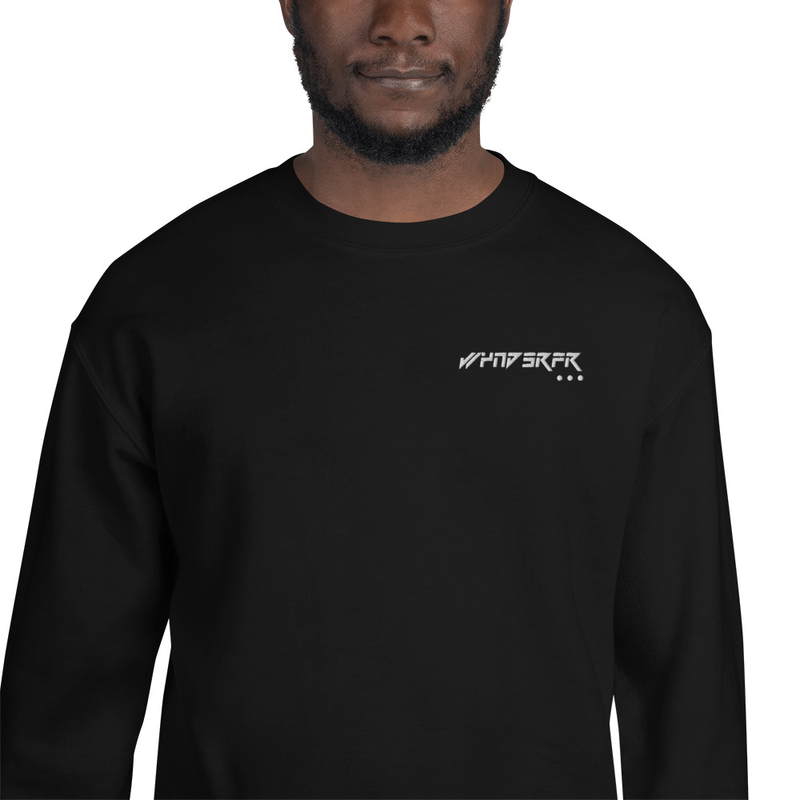 Wyndsrfr Embroidered Sweatshirt