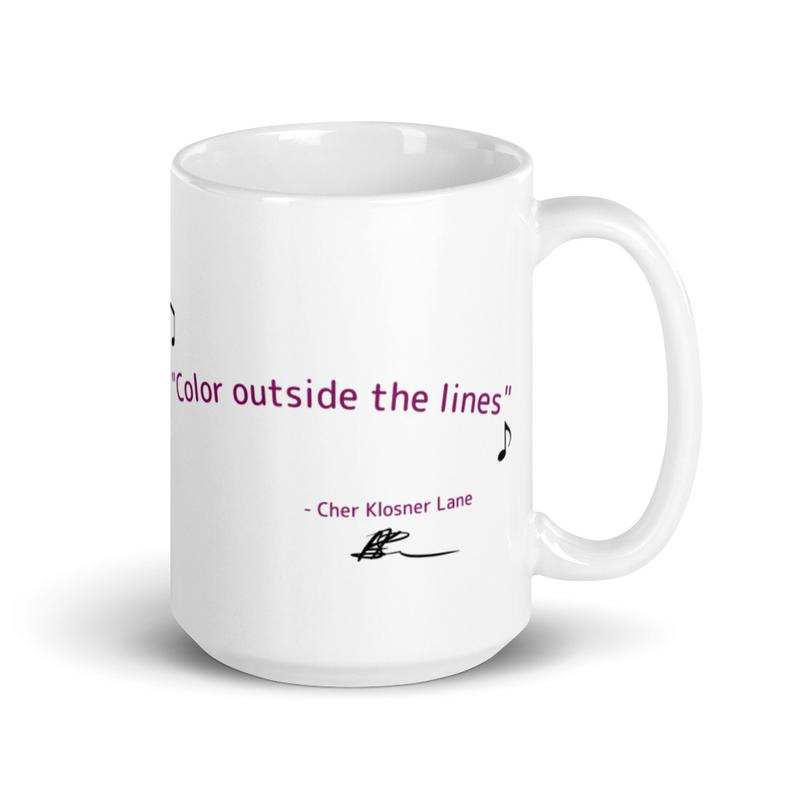 Mug - Color Outside the Lines