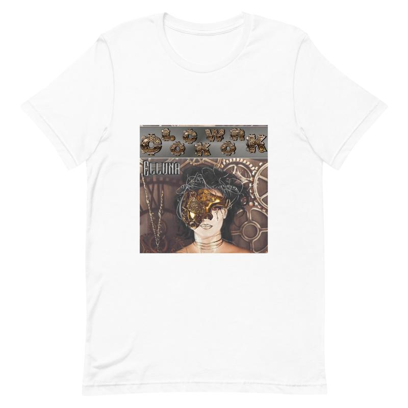 "Elluna ""Clockwork"" [White] T-Shirt"