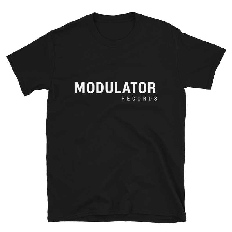 Short-Sleeve Unisex Modulator Logo T-Shirt