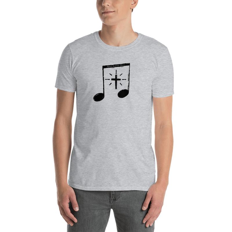 Softstyle T-shirt | Gildan (black logo)