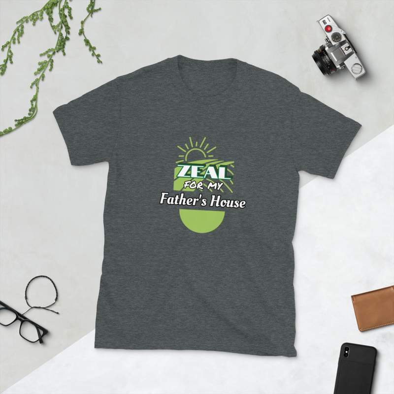 Zeal for my Father's House- T-Shirt