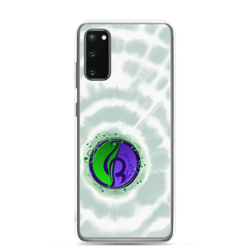 Samsung Tie Dye Logo Case
