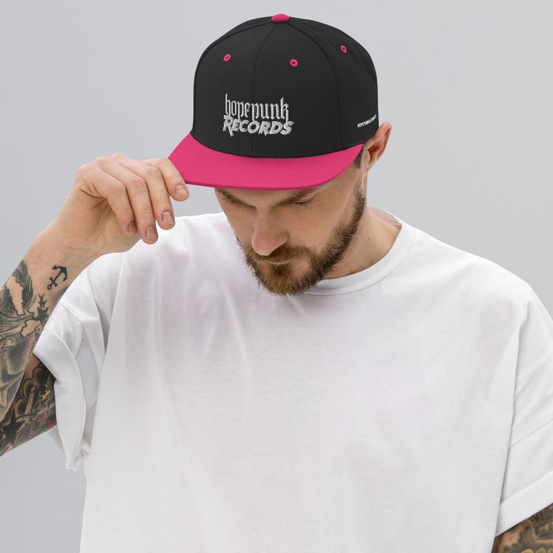 Snapback Hat - HopePunk Records