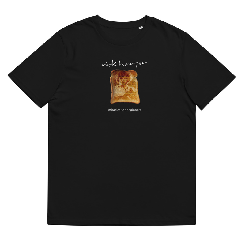 Miracles organic cotton t-shirt