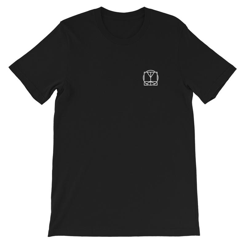 Logo (Black) - Unisex T-Shirt image