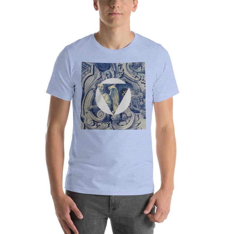 Truth Music Lofi Hip Hop Vibes T-Shirt, Geometric Statue
