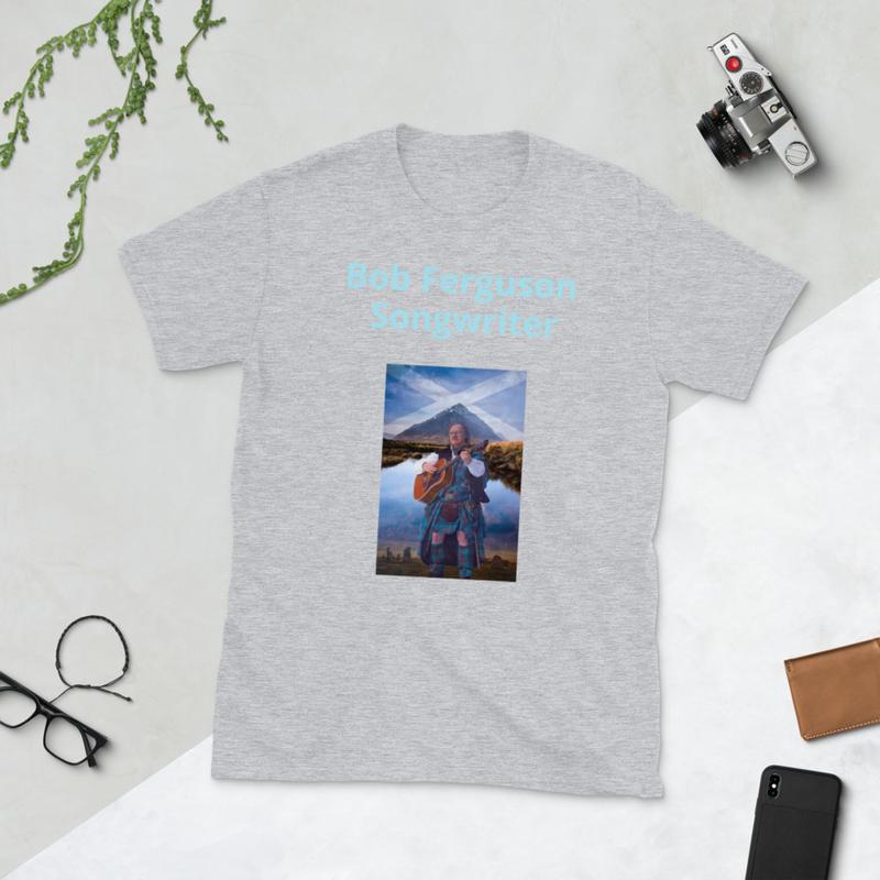 Short-Sleeve Unisex T-Shirt- Fly like an Eagle