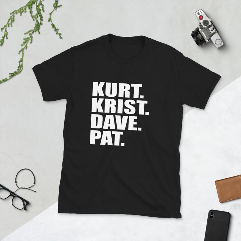 """""""Name"""" Short-Sleeve Unisex T-Shirt"""