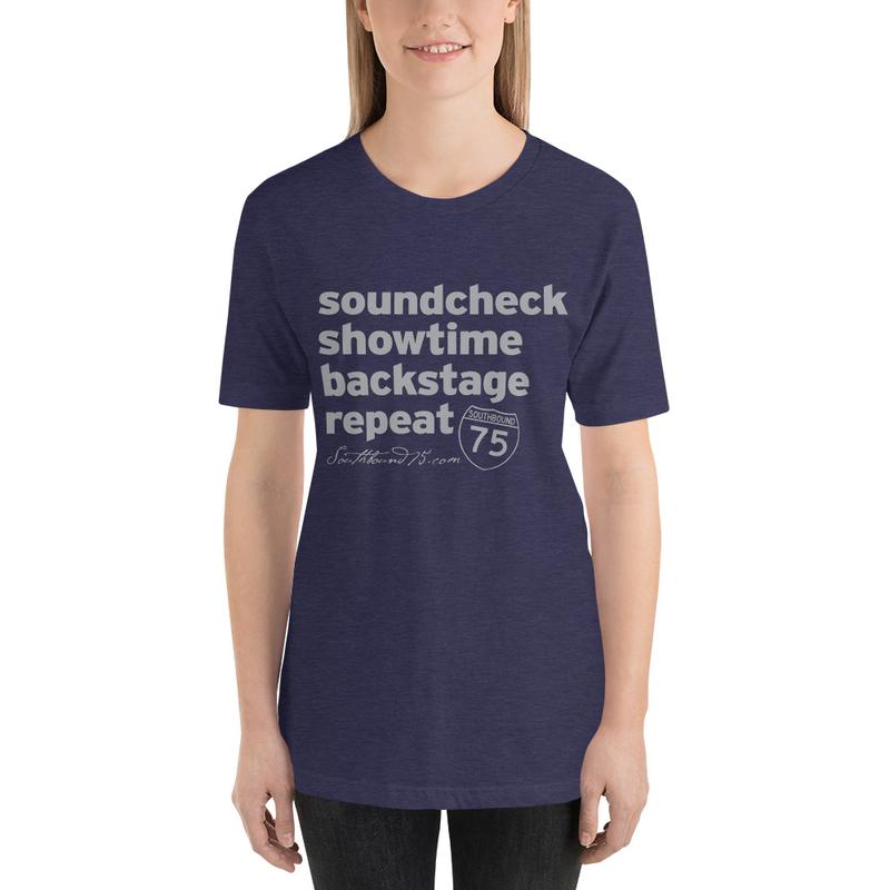 Soundcheck Short-Sleeve Unisex T-Shirt