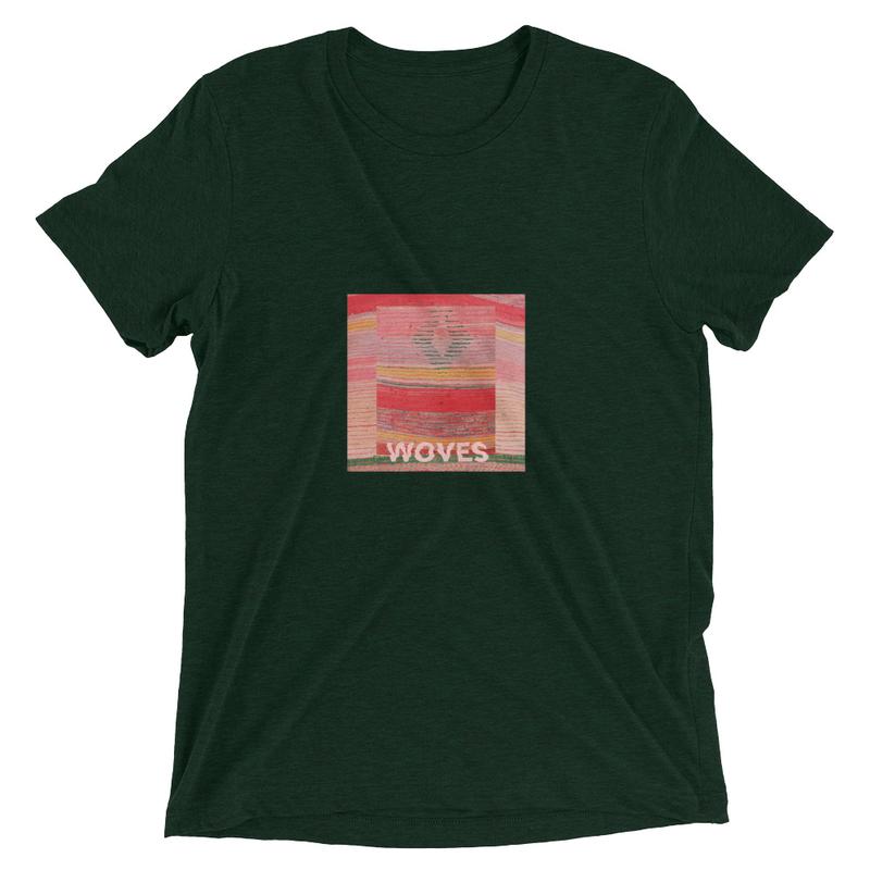 Short sleeve t-shirt (Woves - Release)