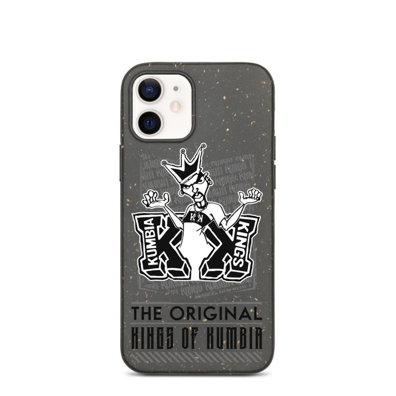 Kumbia Kings Biodegradable phone case