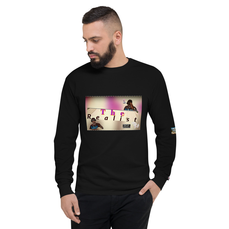 Men's Champion Long Sleeve Shirt -The Realist