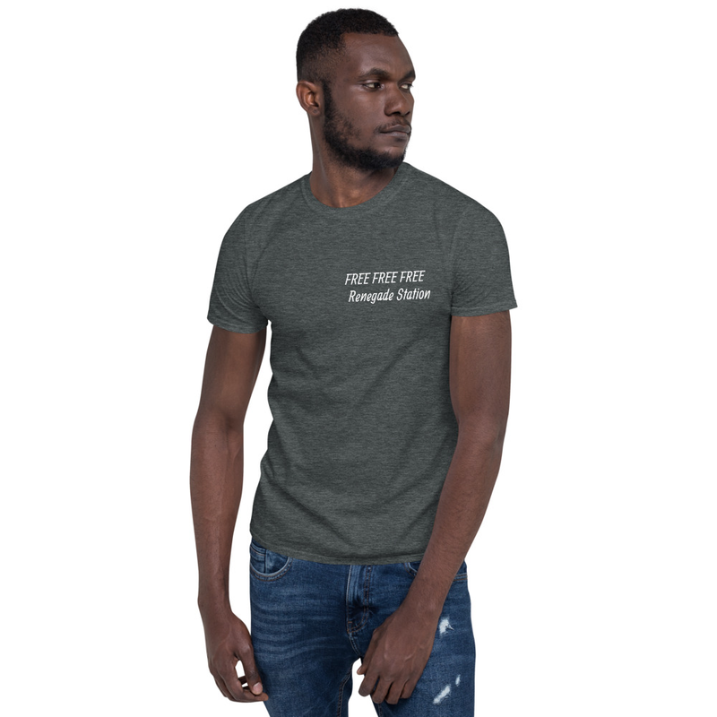 Short-Sleeve Unisex FREE FREE FREE T-Shirt