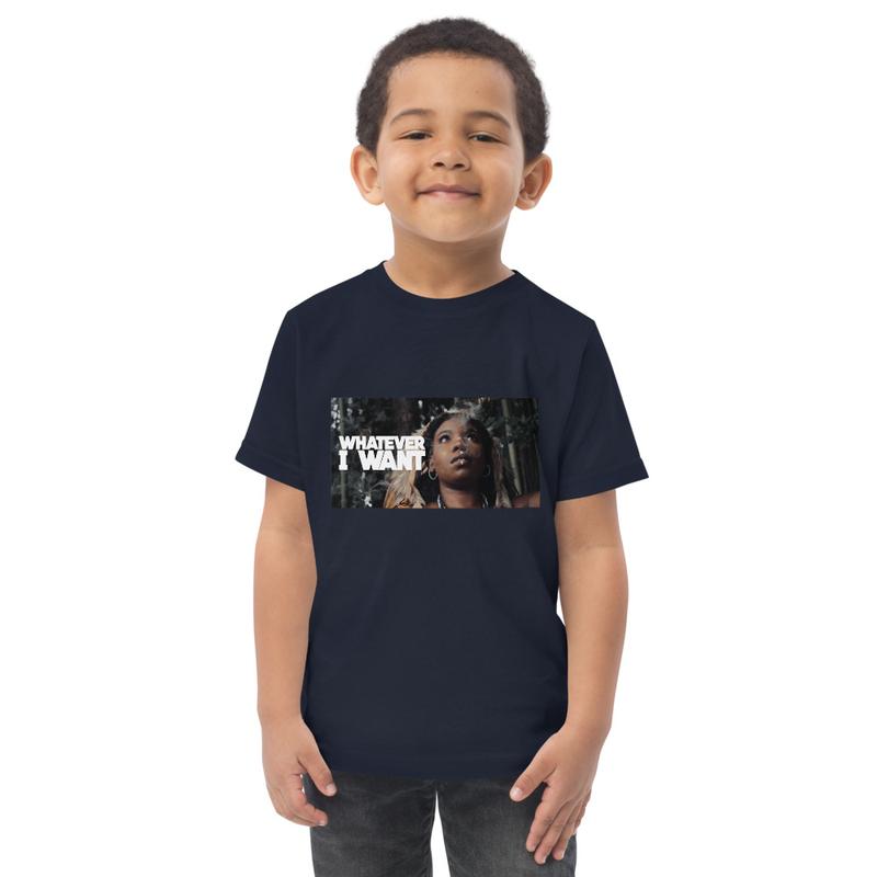 WIW Toddler Jersey T-Shirt