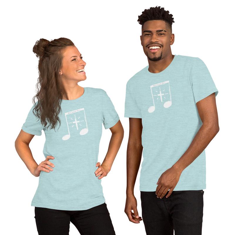 Premium Heather T-shirt | Bella+Canvas