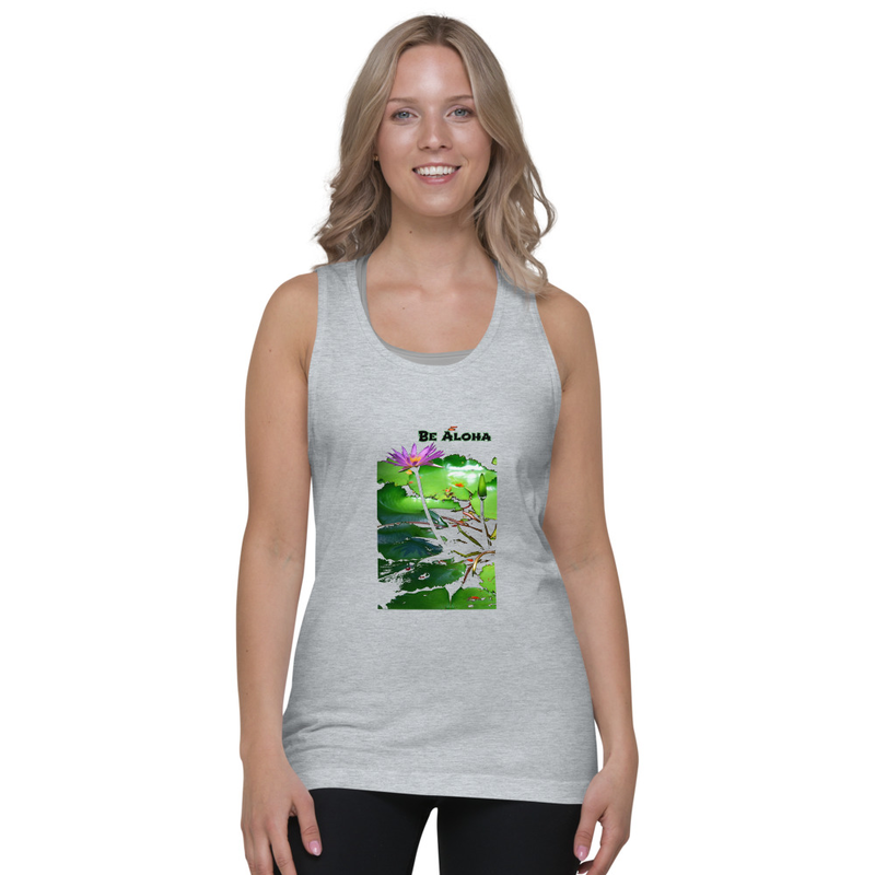 Be Aloha - Classic tank top (unisex)