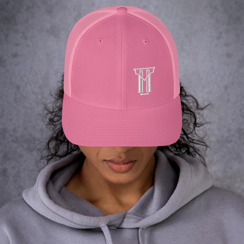 TM Pink Trucker Cap