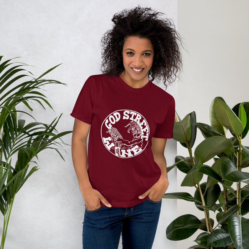 God Street Wine 1992 Squibb Logo T-Shirt