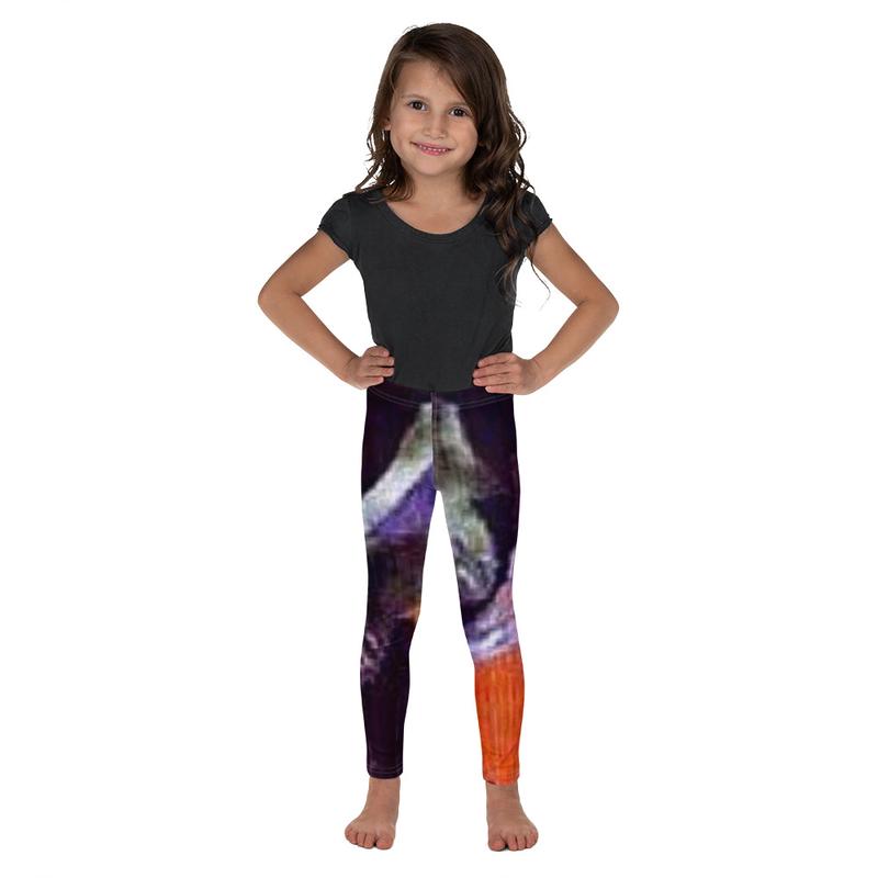 Kid's Leggings - Physically Derogatory