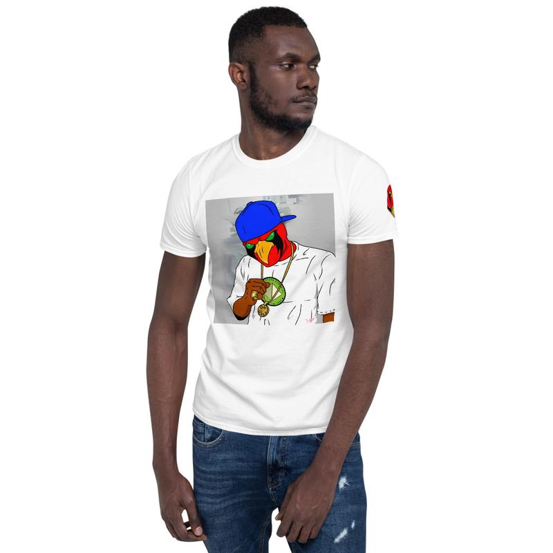 Screw Short-Sleeve Unisex T-Shirt