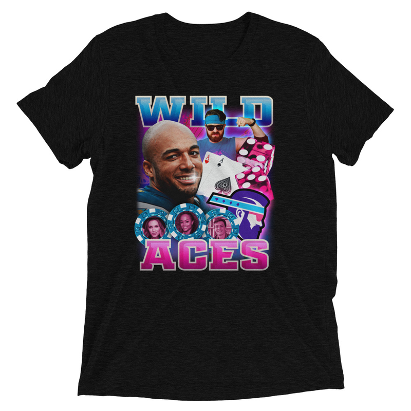 Wild Aces Retro Owners Tee product image (1)