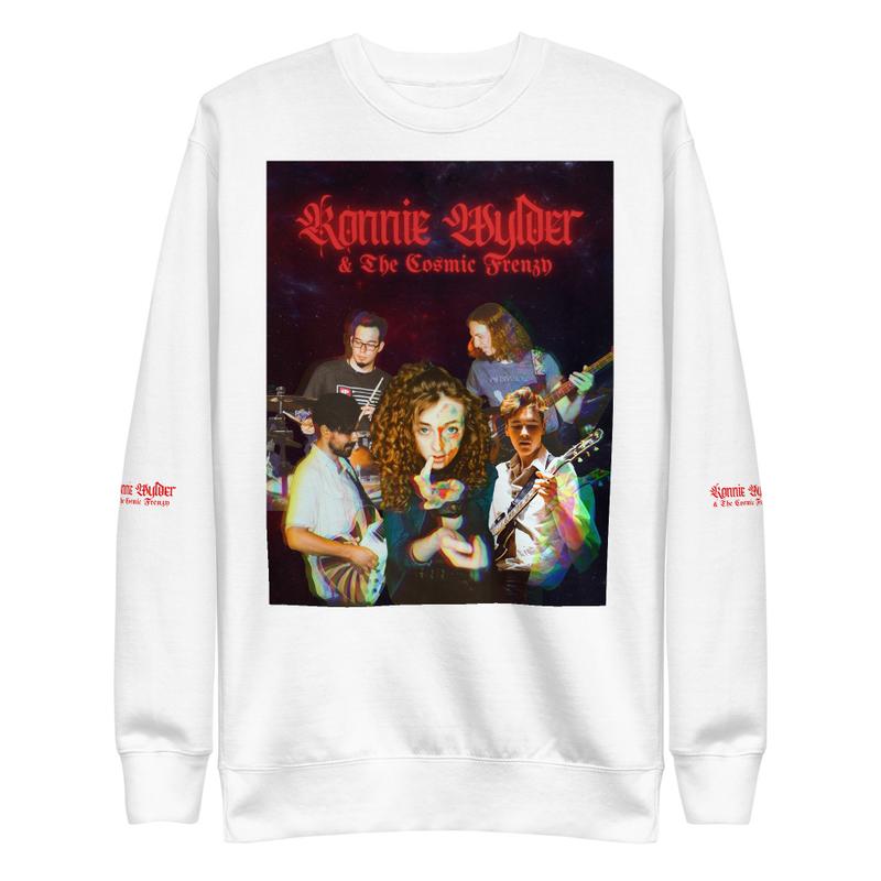 Band Poster Unisex Fleece Pullover