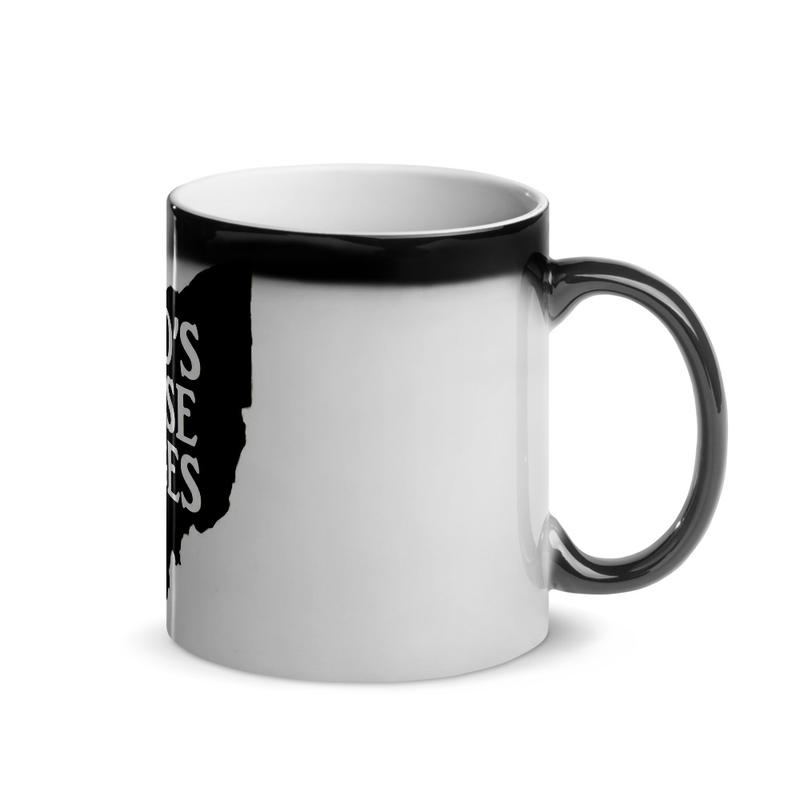 Glossy Magic Mug Theo's Loose Hinges
