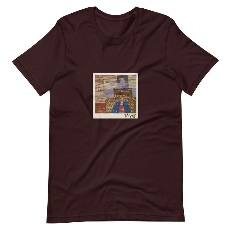 Short-Sleeve Unisex T-Shirt (Woves - Chaos Mesa)