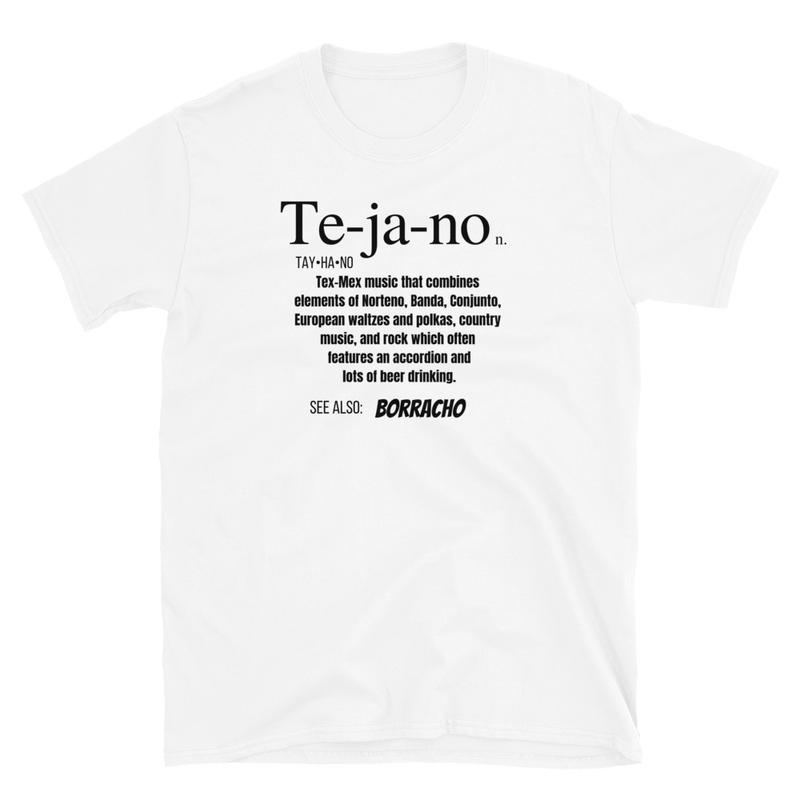 Tejano Definition (Basic Unisex)
