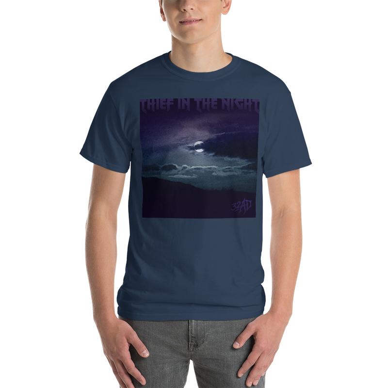 32AD - Men's Classic T-Shirt (Thief Art)
