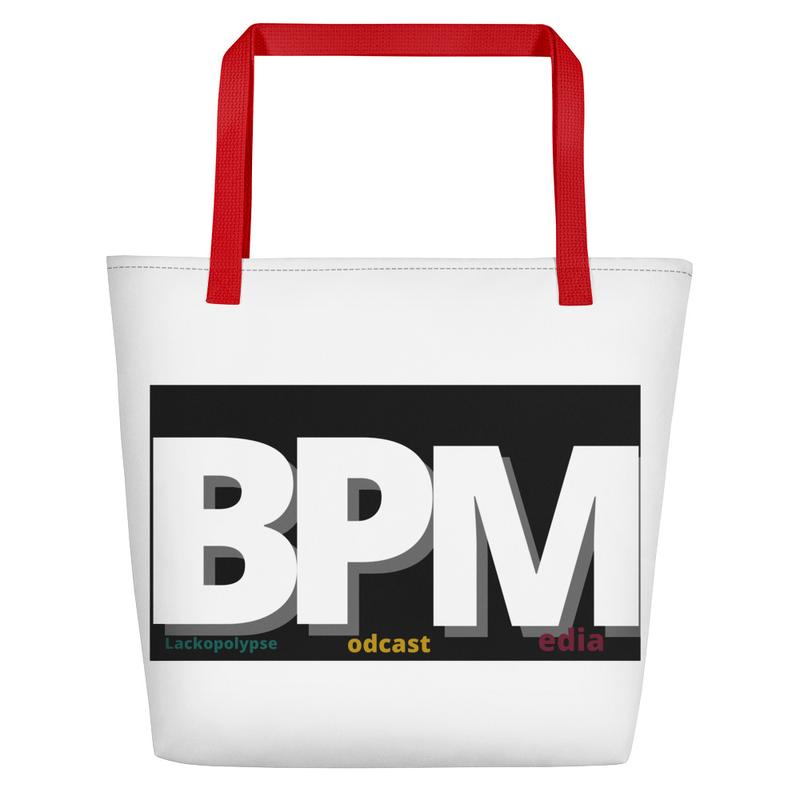 BPM Beach Bag