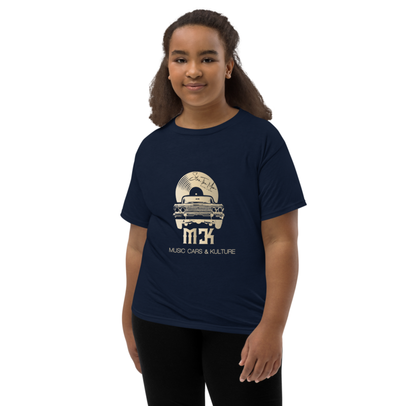 MCK...Youth Short Sleeve T-Shirt