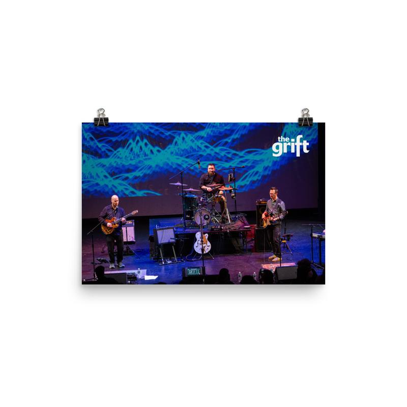 Unframed Poster - Full Band