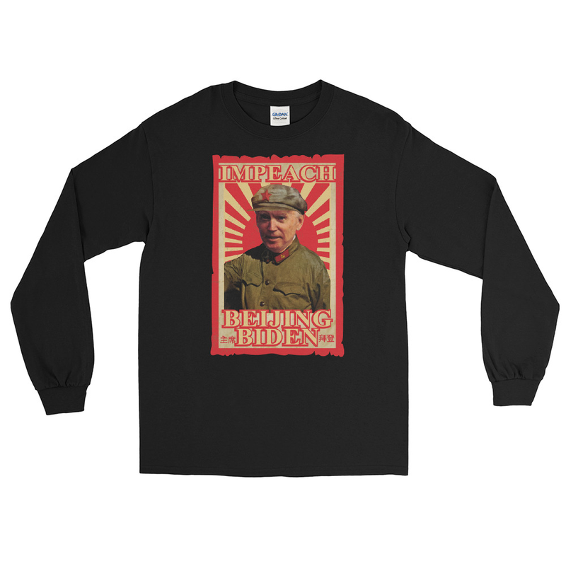 Beijing Joe Long Sleeve