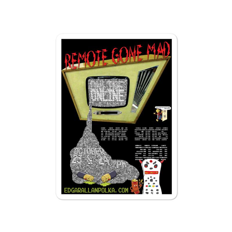 Dark Songs 2020 stickers