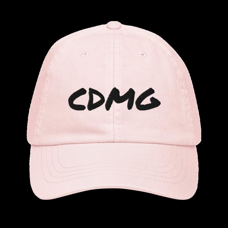 CDMG Pastel Baseball Hat